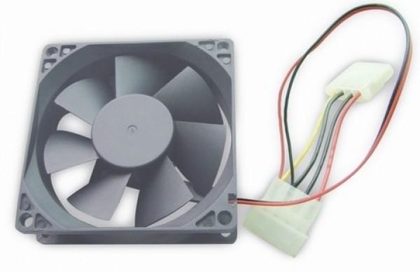 FANCASE-4 Gembird ventilator za kuciste konektor 4-pina 80x80x25mm