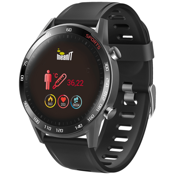 Smart watch M20 Termo Sport, Sat pametni, termometar