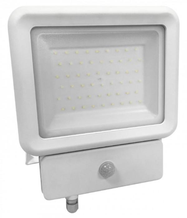LED reflektor sa PIR senzorom 50W LRF019ESW-50/WH