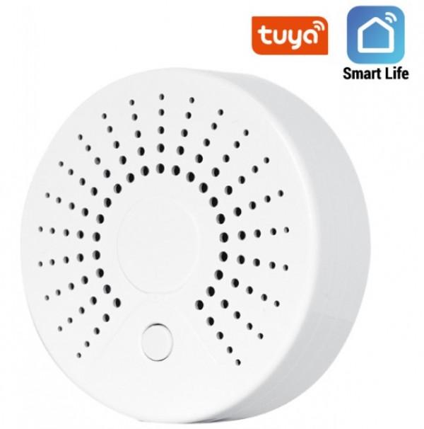 Wi-Fi smart detektor dima WFS-SM01