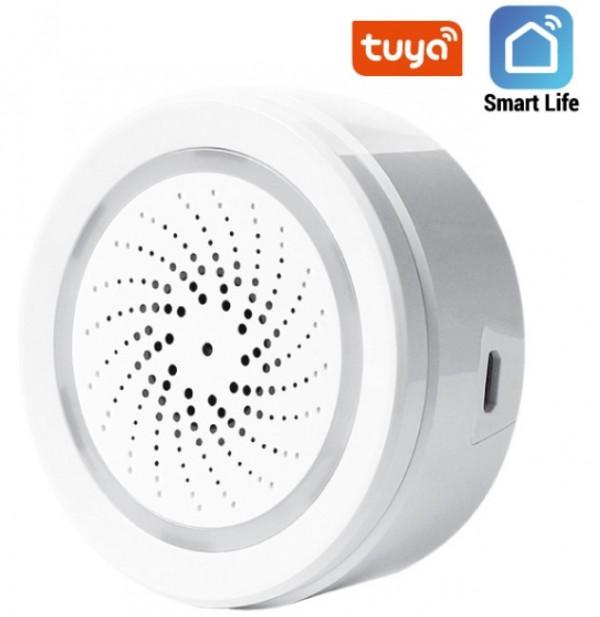 Wi-Fi smart alarmna sirena WFS-SR02