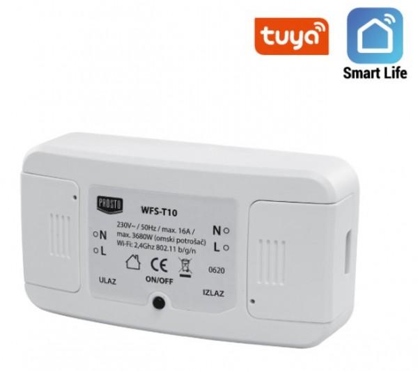 Wi-Fi smart strujni prekidac WFS-T10