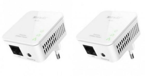 Tenda P200 KIT, 10/100Mbps, Powerline Network Adapter HomePlug,  pakovanje 2Kom