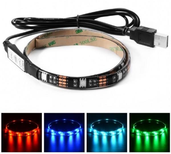 LED-SU-RGB30-01 Gembird USB RGB LED traka 30cm