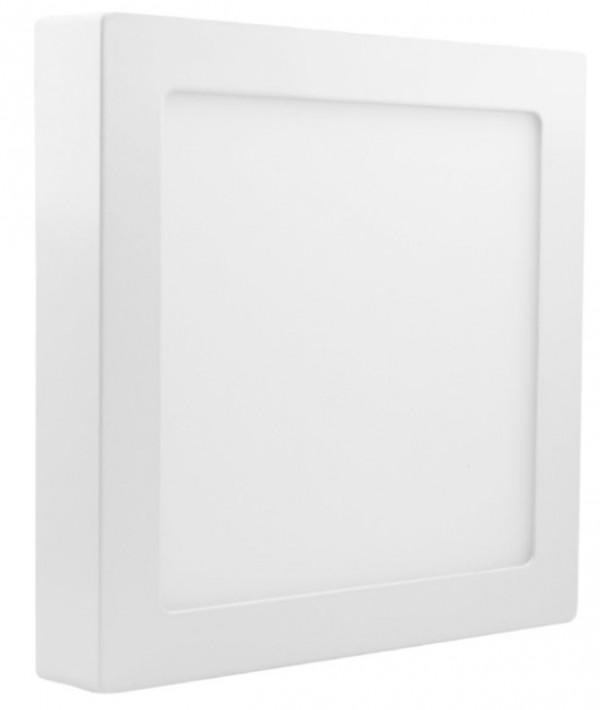 LED nadgradna panel lampa 18W dnevno sve LNP-P-18/W