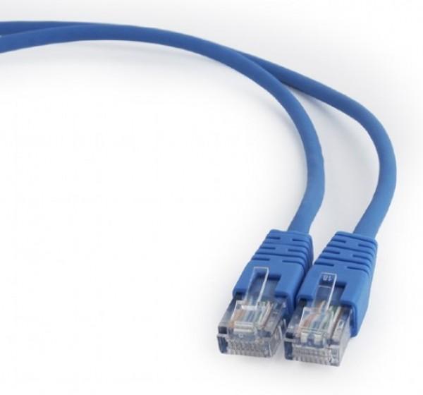 PP12-0.25M/B Gembird mrezni kabl 0,25m blue