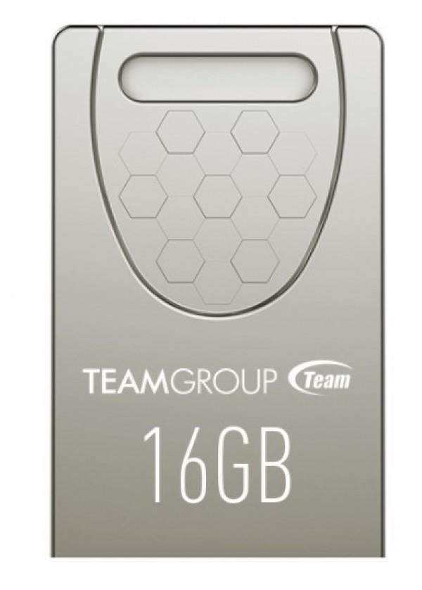 TeamGroup 16GB C156 USB 2.0 SILVER TC15616GS01