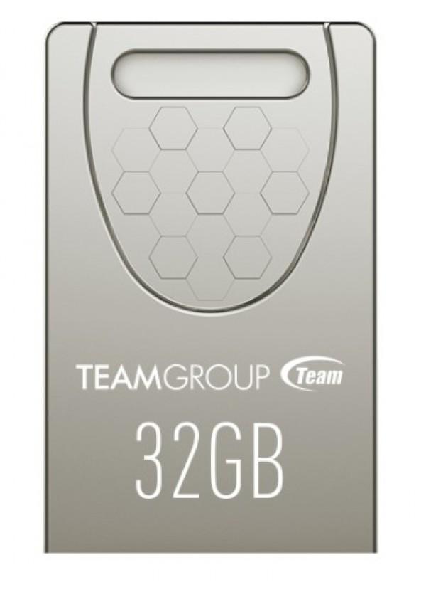 TeamGroup 32GB C156 USB 2.0 SILVER TC15632GS01