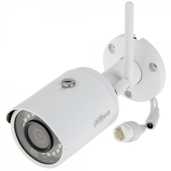 Kamera Dahua IP-HFW1435S-W-0280 4Mpix, 2,8mm, IR wifi camera antivandal, metalno kuciste