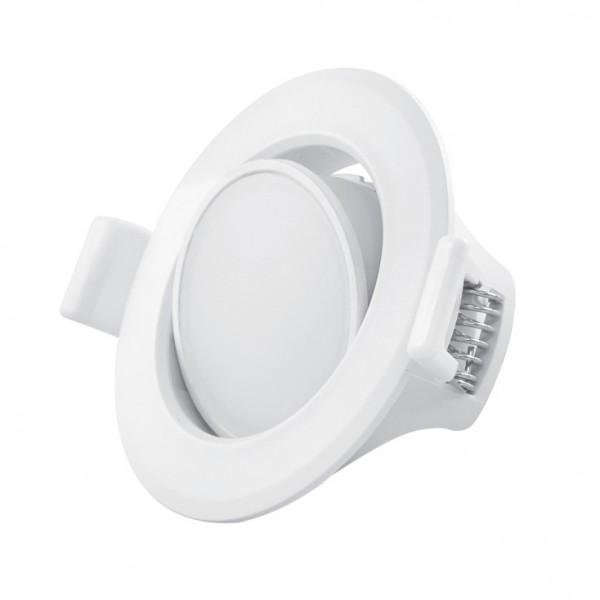 Ugradna LED lampa 5W dnevno svetlo LUG-S21R-5/W