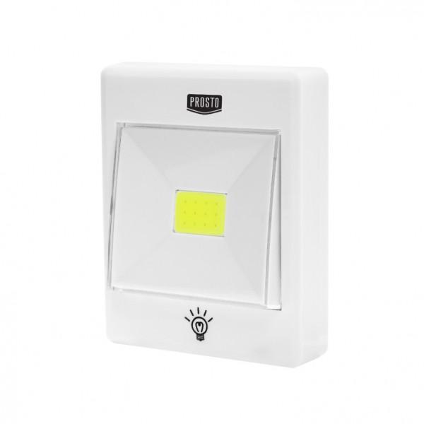 LED baterijska lampa - prekida 3W LED PL9102E