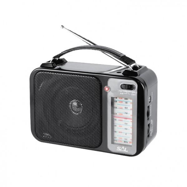 Prenosni radio prijemnik RPR6