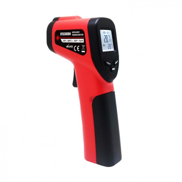 Infracrveni termometar 380C DT8380BH