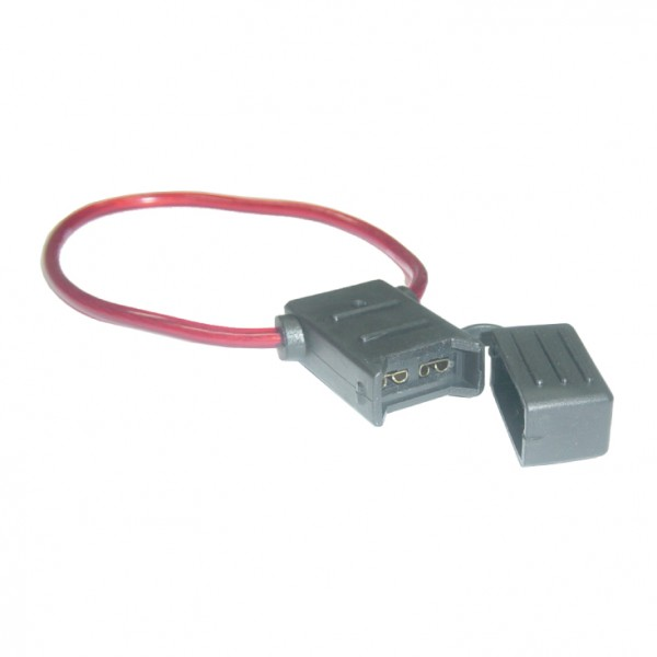 Kuciste FLA auto osiguraa na kabelu S1036