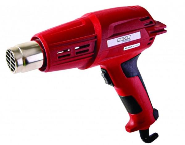 Pistolj na vreli vazduh RD-HG17 2000W 074306