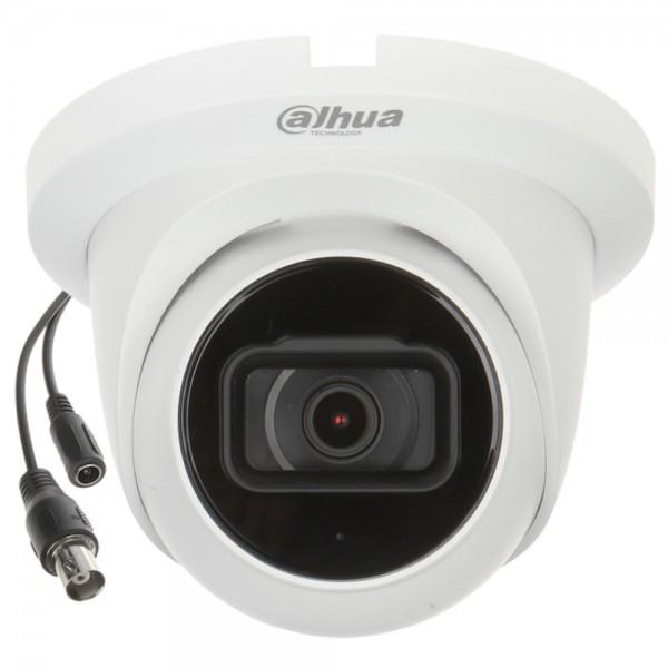 KAMERA Dahua HAC-HDW1200TMQ-A-0280B-S HDCVI 2Mpix 2.8mm, 50m FULL HD eyeball antivandal kamera + mic