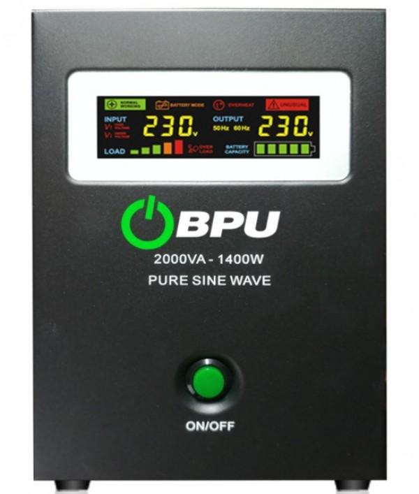 UPS BPU long RT 2000VA-1400W 24V-220V (BEZ BATERIJE)
