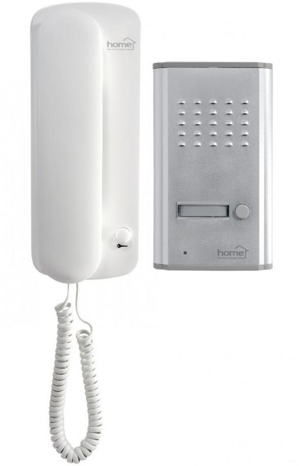 Interfon zicni metalno kuciste DP02, 230V,