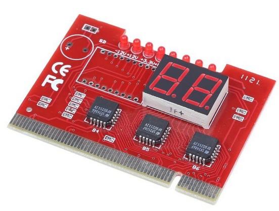 CHM-002 Gembird Computer health monitor PCI kartica (fo)