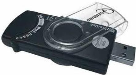 x-FD2-ALLIN1-C1 USB 2.0 citac kartica