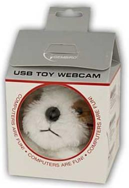x-CAM68UT USB TOY WEBCAM 480K PIXELS